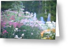 Giverny North Number Nine Greeting Card