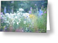Giverny North Number Two Greeting Card