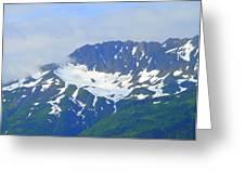 Glacier 1 Greeting Card