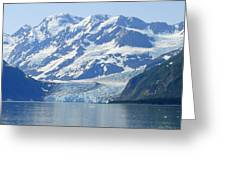 Glacier 11 Greeting Card