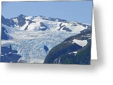 Glacier 12 Greeting Card