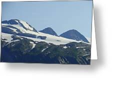 Glacier 17 Greeting Card