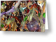 Glass Wall Greeting Card