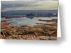 Glen Canyon  Greeting Card
