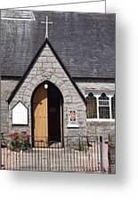 Glen Coe Church Greeting Card