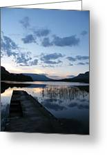 Glenade Lake Co Leitrim Ireland Greeting Card