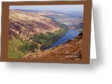 A Vision Of Glendalough, Ireland  # 3 Greeting Card