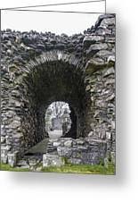 Glenluce Abbey - 3 Greeting Card