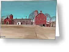 Glidden Farm Greeting Card