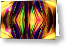 Glo Bright Greeting Card