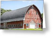 Glorious Barn Greeting Card