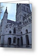 Gloucester Cathedral 2 Greeting Card