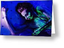 Glow Vi Greeting Card
