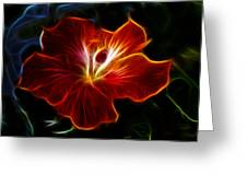Glowing Within Greeting Card