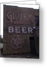 Gluek Beer Greeting Card
