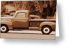 Gmc 100 Greeting Card