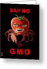 GMO Greeting Card