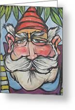 Gnome 1 Greeting Card