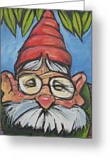 Gnome 6 Greeting Card