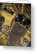 Gnrs Coupe Greeting Card