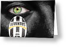 Go Juventus Greeting Card