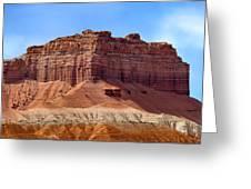 Goblin Valley Pano 2 Greeting Card