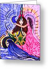Goddess Trinity Greeting Card