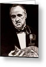 Godfather Greeting Card