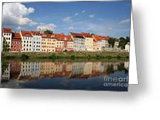 Goerlitz Germany Greeting Card