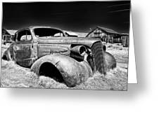 Goin' Nowhere Greeting Card