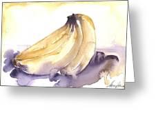 Going Bananas 1 Greeting Card