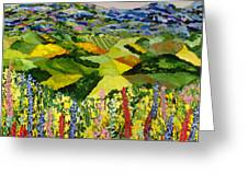 Going Wild Greeting Card