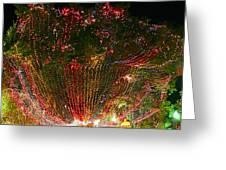 Gold Jerusalem Dome Greeting Card