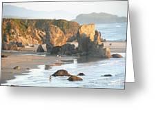 The Oregon Coast Greeting Card