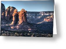 Golden Buttes Greeting Card