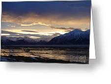Good Morning Alaska Greeting Card