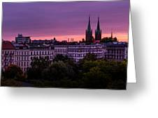 Good Morning Berlin Greeting Card