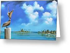 Good Morning Florida Greeting Card