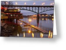 Good Morning Knoxville Greeting Card
