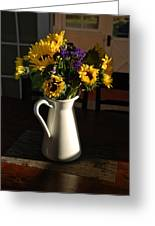 Good Morning Light Greeting Card
