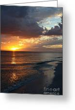 Good Night Sanibel Island Greeting Card