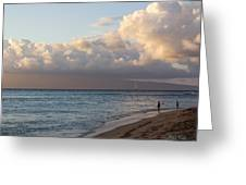 Good Times On Maui Greeting Card