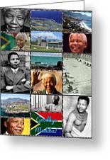 Goodbye Madiba Greeting Card