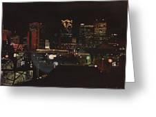Goodnight Birmingham Greeting Card
