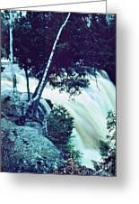 Gooseberry Falls - Minnesota Greeting Card