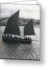 Gordonsrtoun School Seamanship Has An Important Place In Greeting Card