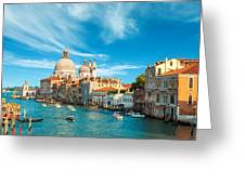 Gorgeous Venice Greeting Card