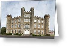Gormanston Castle Greeting Card