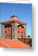 Gothenburg Fortress 03 Greeting Card