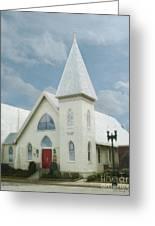 Grace Church Greeting Card